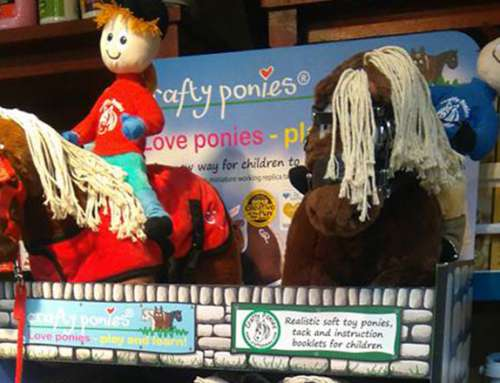 Crafty Ponies – NOW INSTORE