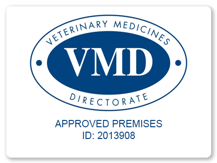 Veterinary Medicines Directorate - Approved Premises